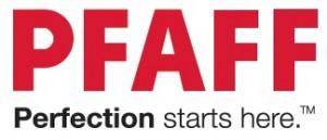 updated PFAFF logo